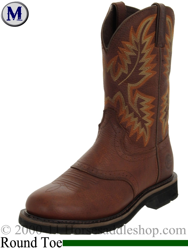 Men S Justin Boots Stampede Collection Sunset Cowhide 4655