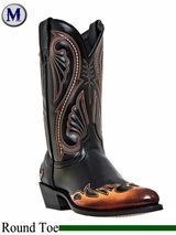 DISCONTINUED Men's Laredo Chicago Boots 2754