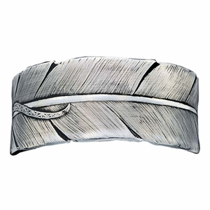 Montana Silversmiths Feather Bracelet BC83