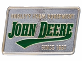 Montana Silversmiths John Deere Quality Farm Equipment Attitude Belt Buckle A198JDS