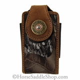 Mossy Oak Camouflage Western Cell Phone Holder 06820222-M