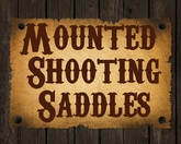 Mounted Shooting Saddles