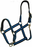 DISCONTINUED No-Rub Padded Halters (bt crump) hcr992x