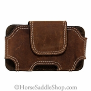 Nocona Distressed Brown Phone Case