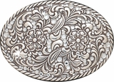 Nocona Ladies Crystals - Belt Buckle 37540