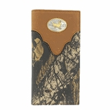 Nocona Pro Series Mossy Oak Camo with Deer Concho Wallet N54208222