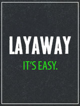 Our Layaway Policy