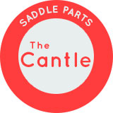 Parts of a Saddle - The Cantle