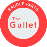 Parts of the Saddle - The Gullet