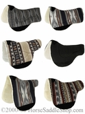 Premium Southwest Saddle Pads for Tucker Saddles ptl40-sw