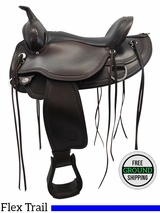 "SOLD 2016/06/04 16"" Circle Y Omaha Wide Flex Tree Saddle 1554, Floor Model uscy3326 *Free Shipping*"