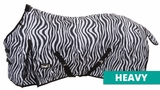 Print Waterproof Poly Turnout Blanket, Med/Heavy