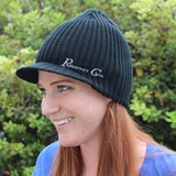 Professional's Choice Billed Beanie BCB-BLA