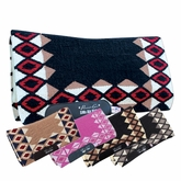 DISCONTINUED Professional's Choice Comfort-Fit SMx HD Air Ride Saddle Pad CXHDQ Quest Pattern