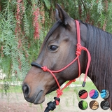 Professional's Choice Deluxe Rope Halter HRD