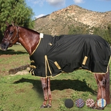 DISCONTINUED Professional's Choice Equisential 600D Winter Turnout Blanket EQWB