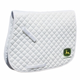 "Professional's Choice John Deere Quilted All-Purpose Saddle Pad 20""L x 25.5""D JDEP400"