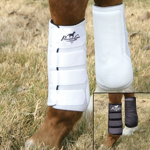 Professional's Choice Quick-Wrap Splint Boots SPB200 Sold in Pairs