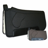 "Professional's Choice SMx Air Ride Orthosport Saddle Pad ARSP30 Fleece Bottom 30""L x 32""D"