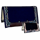 "Professional's Choice SMx Air Ride Western Show Saddle Pad AXHDM32 Mesa Pattern 32"" x 34"""