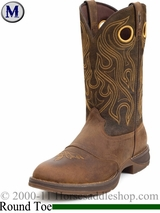 Rebel by Durango Brown Saddle Western Boot db5468