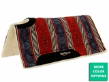 """Reinsman Square Cut-Back for High Withers Saddle Pad 32""""L x 32""""D 230"""