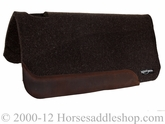 "Reinsman Square Wool Saddle Pad 32""L x 32""D 35701"