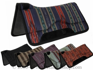 "Reinsman Contour Swayback Tacky Too Saddle Pad 30""L x 30""D 442t"