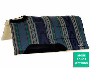 "Reinsman Cutback Built Up Square Saddle Pad, High Withers 32""L x 32""D 237"
