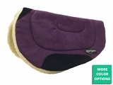 Reinsman Futurity Round Pad, Fleece 238
