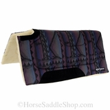 SOLD PRS230 Reinsman Square Cut-Back for High Withers Saddle Pad CLEARANCE
