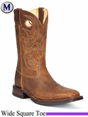 Rocky Men's HandHewn Work Sole Western Boot 4982