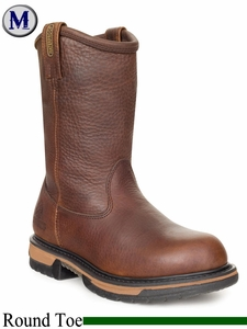 Rocky Men's IronClad Waterproof Wellington Work Boot 5685