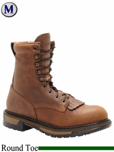 Rocky Men's RIDE Lacer Waterproof Western Boot 2723