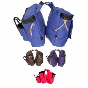 DISCONTINUED Saddle Horn Bag with Drink Holder sb993421bp