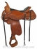 "14"" to 17"" Circle Y Julie Goodnight Monarch Flex2 Arena Performance Saddle 1752 w/Free Pad"
