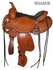 "14"" to 17"" Circle Y Julie Goodnight Wind River Flex2 Trail Saddle 1750"