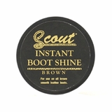 Scout Instant Boot Shine - Brown 0300102
