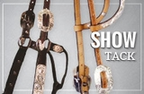 Show Headstalls-Breast Collars-Halters