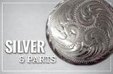 Silver and Saddle Parts