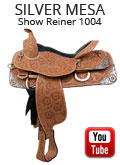 Silver Mesa Show Reiner Saddle 1004 Review Video