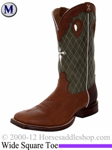 14B Narrow Twisted X Men's Boot