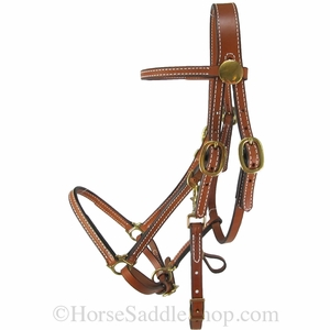 SOLD Tucker Halter Bridle Lite CLEARANCE
