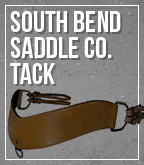 South Bend Saddle Co Tack