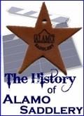 The History of Alamo Saddlery