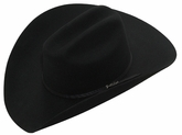 Tony Lama 2x Select Wool Black Cowboy Hats 7525201
