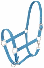 Tough-1 Nylon Halter with Satin Hardware