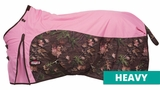 Tough Timber Camo Waterproof Turnout Blanket, Med/Heavy