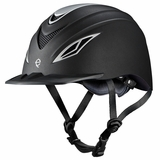 Troxel Avalon Black Performance Riding Helmet 04-257