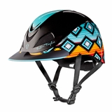 Troxel Fallon Taylor Sunset Serape Performance Helmet 04-395